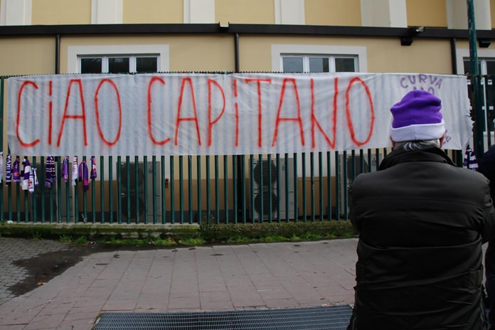 Fiorentina, Cagliari Retire Number 13 Shirt In Honour Of Late Astori