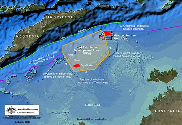 Indonesia eyes change to maritime treaty after Timor-Australia deal