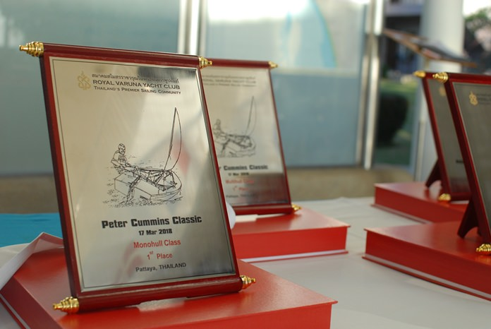 Prized PC Classic trophies await the winners.