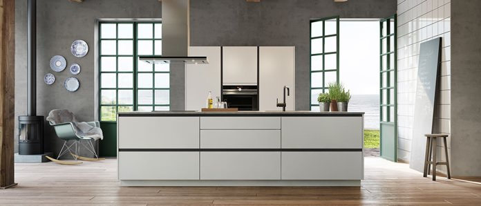 The Kvik - Real Danish Kitchens is now open in Pattaya displaying all of the Kvik Kitchen Ranges, together with a selection of their bathroom and bedroom furniture, including the newly launched, fully fitted, sliding wardrobes.