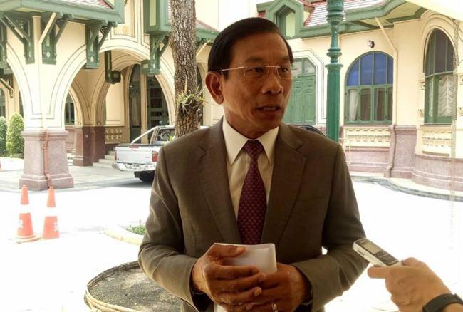Deputy Prime Minister Gen Chatchai Sarikalya.
