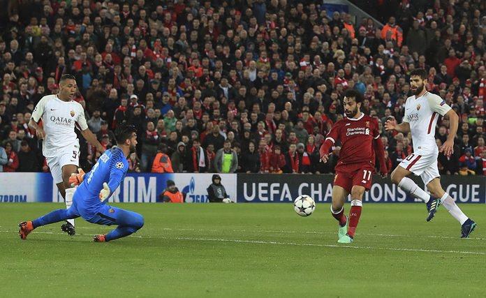 Mo Salah Crowned PFA Player Of The Year