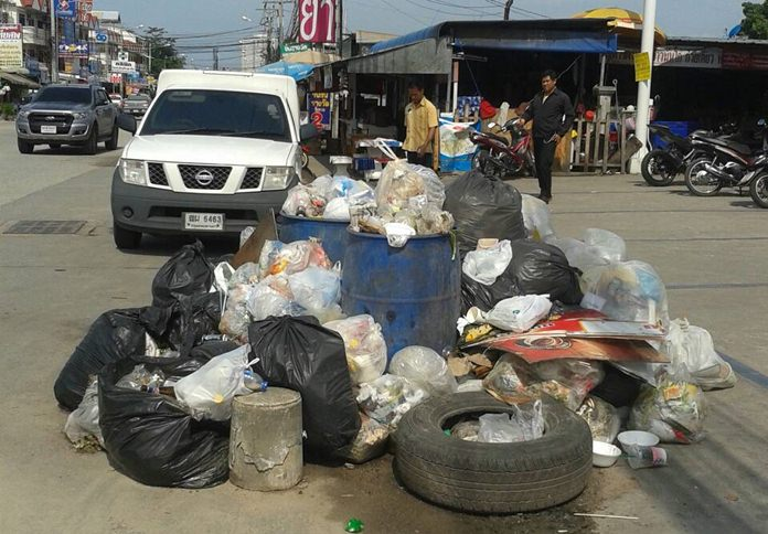 The city's trash crisis is getting worse and city hall appears helpless to solve it.