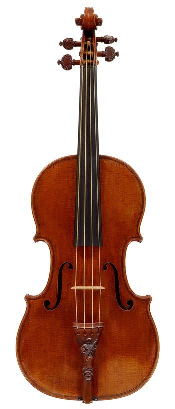 The 1721 Stradivarius, The Lady Blunt.