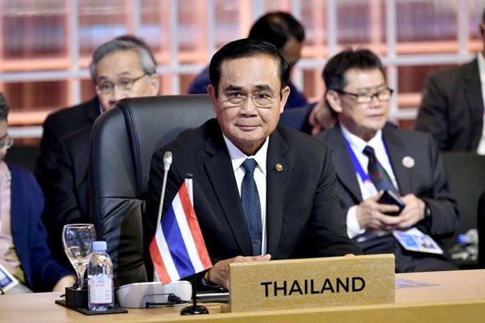 PM Gen Prayut Chan-o-cha to visit the EU this month.