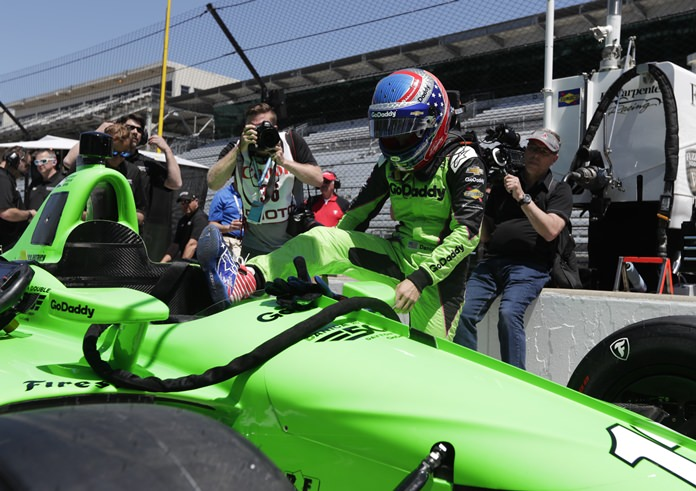 Danica Patrick: 'I missed being relevant' in IndyCar