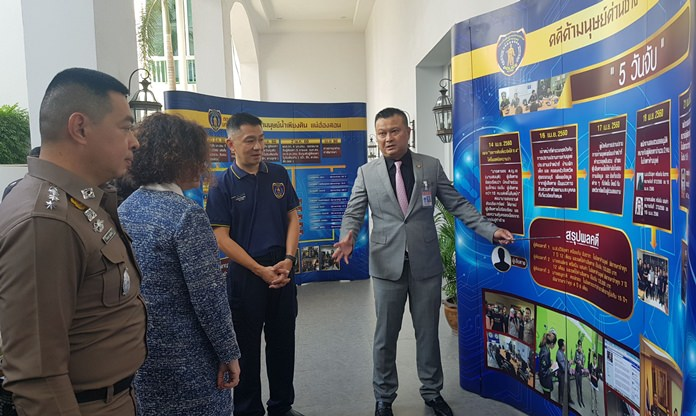 Pol. Maj. Gen. Kornchai Klaiklueng, commander of Thailand's Human Trafficking Suppression Division, talks about the recent shift in society's mores and the effect social media is having on youths.