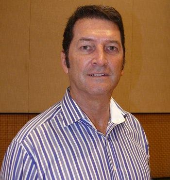 Tony Harman.