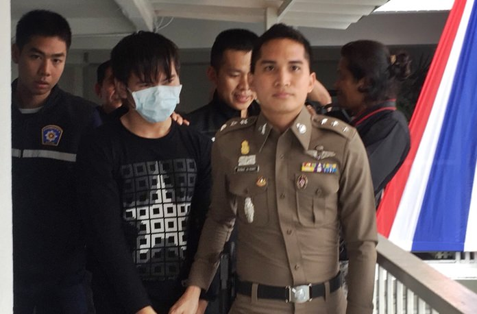 Supachai Kokhum has been arrested for trying to pimp out underage girls via a smartphone messaging app.