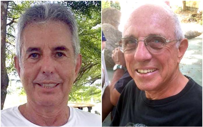 Kevyn Wright & Ken Hole.