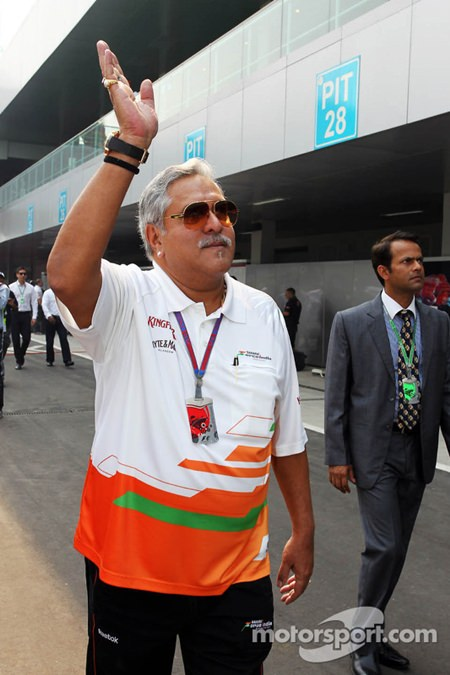 Vijay Mallya selling shares?