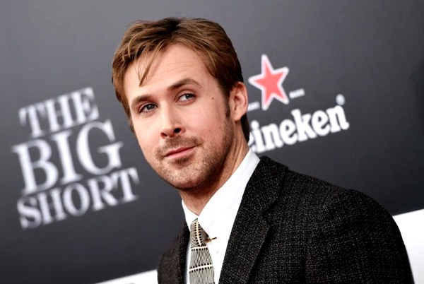 "Ryan Gosling will star as astronaut Neil Armstrong in the world premiere of the movie ""First Man"" at the 75th Venice Film Festival later this month. (AP Photo/File)"