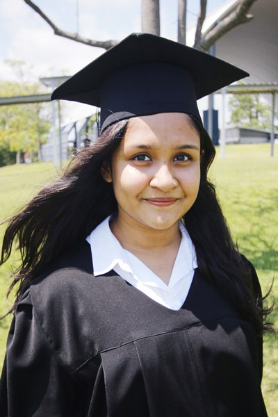 Shilpi achieved an incredible 44 out of 45 points and is now heading to University College London to study Medicine.