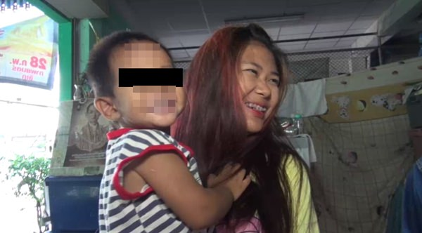 A Chonburi mother is soliciting donations for gender-correction surgery for her 2-year-old boy, who was born a hermaphrodite.