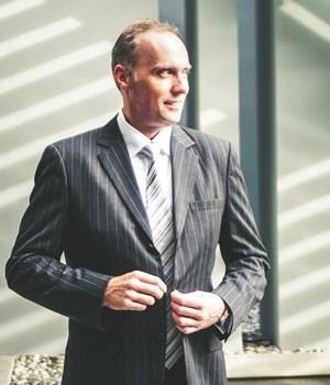 Denis Richter, Renaissance Pattaya Resort & Spa's new General Manager.