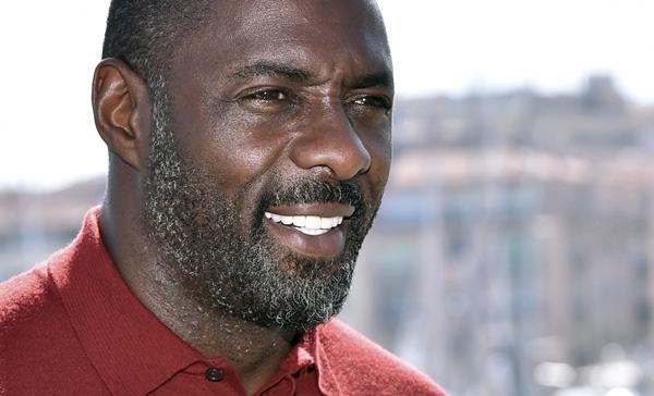 British actor Idris Elba. (AP Photo)