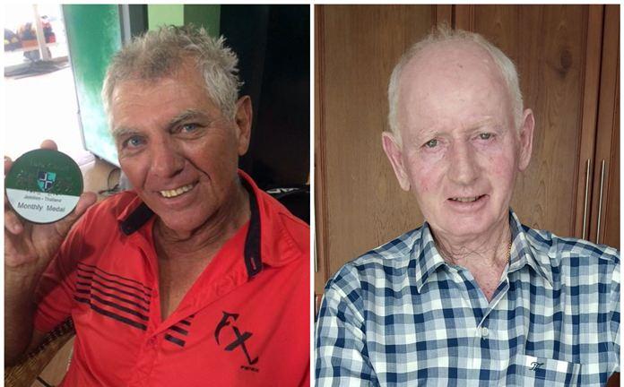 Jerry Sweetnam (Left) & Joe McArdle.