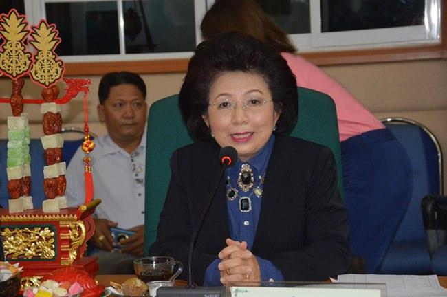 Phuket City Municipality Mayor Somjai Suwannasuphobna.