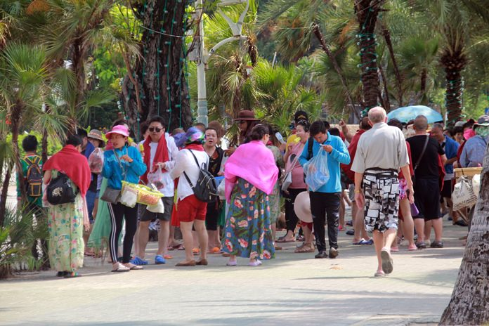 Pattaya officials plan to produce a new tourism-promotion video to keep Chinese tourists coming to the city.