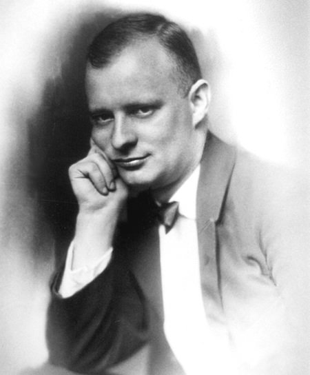 Paul Hindemith in 1923.