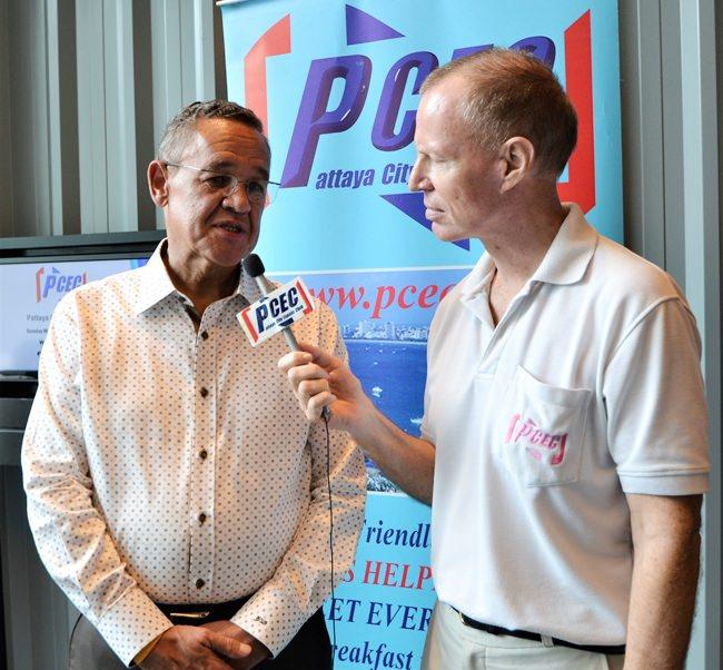 Member Ren Lexander interviews Ambassador Doidge about his presentation to the PCEC. To view the video, visit: https://www.youtube.com/watch?v=VRe8qg0fG8E.