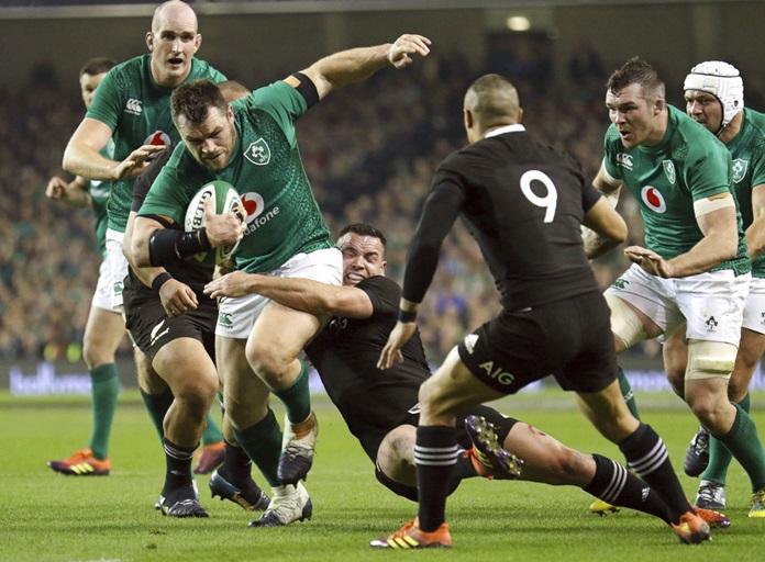 All Blacks vulnerable after loss to Ireland, Wallabies, Peter FitzSimons