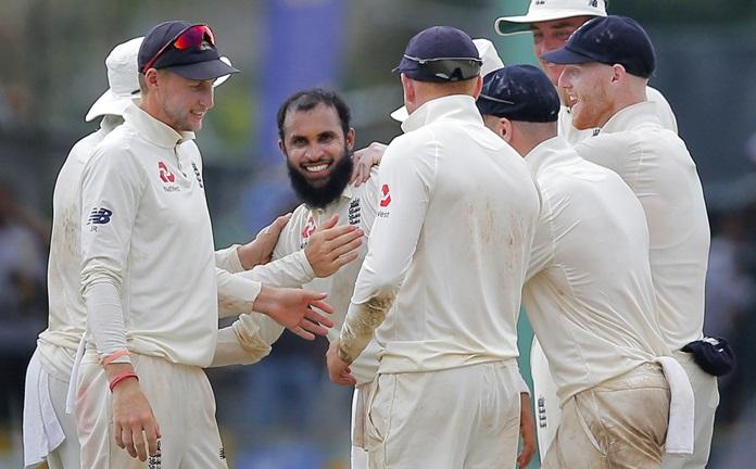Rashid and Stokes wreck Sri Lanka, England in charge