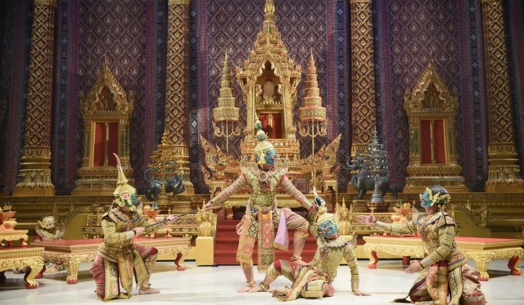 Khon performances in celebration of ASEAN Cultural Year 2019