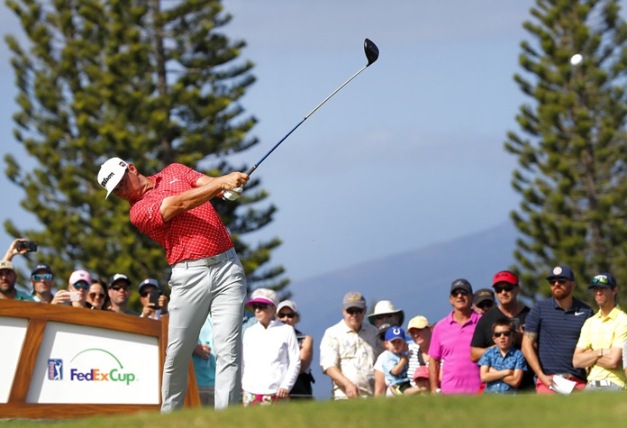Leishman, Day struggle at PGA Tour in Maui