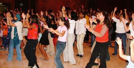 Come along to strut your stuff at the Bangkok Charity Dance-athon on Sunday, November 21.