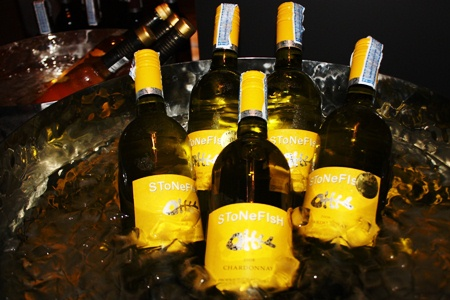Stonefish Chardonnay 2008.