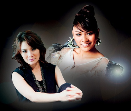 Kam Wichayanee and Panadda will be performing at 'The Divas' Charity Concert December 4 at the Hard Rock.