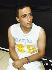 Iranian Saeed Deghan Halan has been arrested for allegedly strangling to death a 21-year-old Beach Road masseuse.