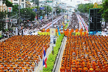 A scene from last year's event.