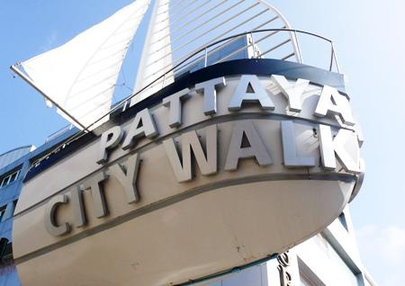 City Walk.