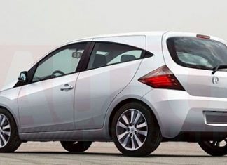 Honda eco-Brio