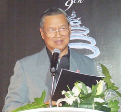 Gen. Kanit Permsub, the honorary advisor to Hard Rock Hotel Pattaya, speaks about the details and objectives of the project.