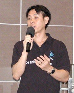 Pattaya City Expats were fortunate to have Singaporean Louis Ng, founder and Executive Director of Animal Concerns Research and Education Society (ACRES) talk to us about animal rights, and preventing abuse of animals.