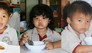 These youngsters need your help. Please donate to the SOS Rice Appeal 2010.