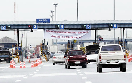 Free motorways for a week, as the nation's roads will not collect tolls from 4 p.m. Dec. 27 through midnight Jan. 3.