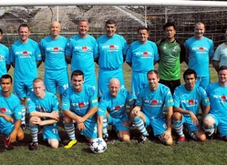 FC Nova football team.