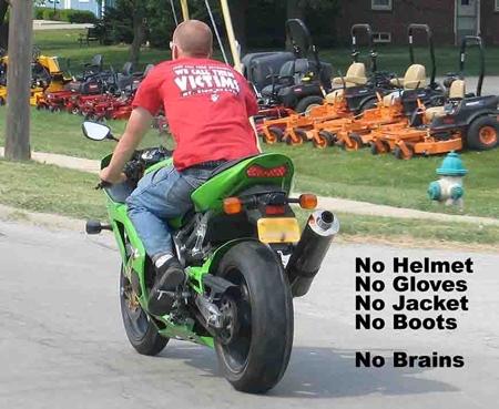 No Helmet