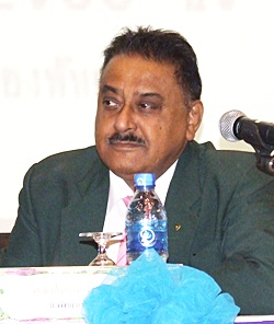 Pratheep Malhotra, MD of Pattaya Mail Media Group.