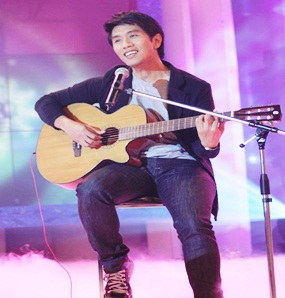 Singer Od Kiriboon will perform love songs.