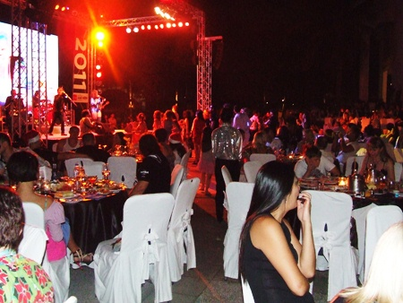 It's a rockin' New Year's Eve at where else but the Hard Rock Hotel Pattaya.