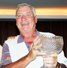 Peter Henshaw – the President's Day winner.
