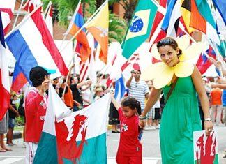 Last year's fantastic International Day at The Regent's School Pattaya.
