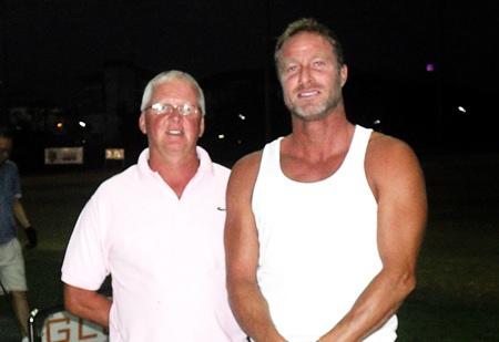Billy Vickers & Patrick Engels