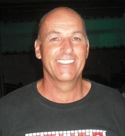 Geoff Cox - winner at Bangpra.