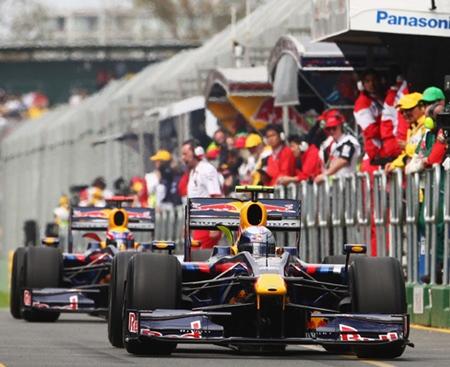 F1 season commences.